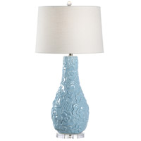 Wildwood 60537 Encore 34 inch 100 watt Ceramic and Acrylic Table Lamp Portable Light