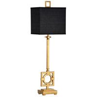 Wildwood 60547 Bangle 36 inch 100 watt Iron Table Lamp Portable Light