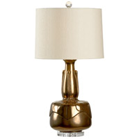 Botanica 34 inch 100 watt Bronze and Clear Table Lamp Portable Light