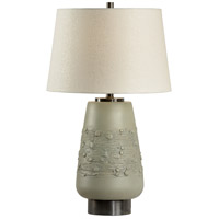 Coolidge 29 inch 100 watt Sage and Bronze Table Lamp Portable Light