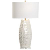 60937 Wildwood Wildwood 31 inch 100 watt Cream Table Lamp Portable Light