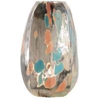 60964 Wildwood Wildwood 19 inch 40 watt Metallic Silver/Multicolor Table Lamp Portable Light