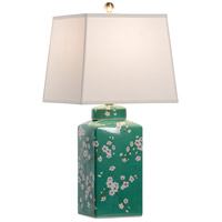 61064 Wildwood Wildwood 28 inch 100.00 watt Hand Painted Table Lamp Portable Light
