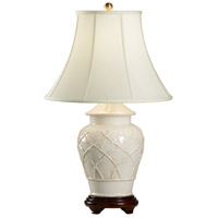 Wildwood Lamps 620 China 30 inch 100 watt Handmade Tuscan Ceramic Table Lamp Portable Light