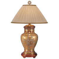 Wildwood Lamps Vase O Gold Table Lamp in Handmade And Decorated Porcelain 6445