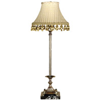 Wildwood Lamps Clive Table Lamp in Antique Brass 65018