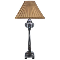 Wildwood Lamps Troy Table Lamp in Dark Bronze Finish 65027