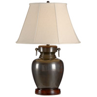Wildwood Lamps Malachi Table Lamp in Dark Bronze Finish 65028