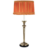 Wildwood Lamps Christie Table Lamp in Antique Brass 65045-2
