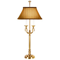 Frederick Cooper by Wildwood Lamps Elsa Table Lamp in Antique Brass 65051
