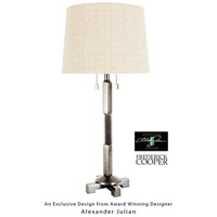 Wildwood Lamps Artemis I Table Lamp in Bronze/Gunmetal 65061