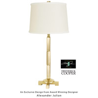 Wildwood Lamps Artemis II Table Lamp in Antique Brass 65062