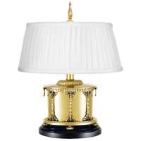 Wildwood Lamps East India Delight Table Lamp in Antique Brass 65076