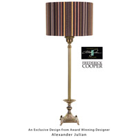 Wildwood Lamps Nolita Table Lamp in Antique Brass 65101-2