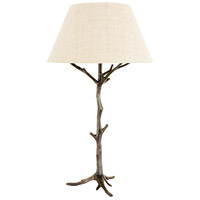 Frederick Cooper by Wildwood Lamps Sprigs Promise II Table Lamp in Dark Bronze Finish 65121