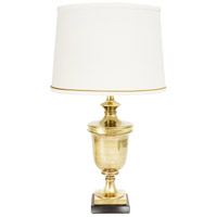 Wildwood Lamps Neopolean Table Lamp in Antique Brass 65122