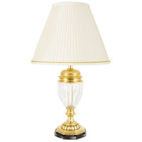Frederick Cooper by Wildwood Lamps Vassal Table Lamp in Antique Brass 65145