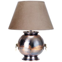 Wildwood Lamps Capetown Table Lamp in Bronze Finish 65223-2