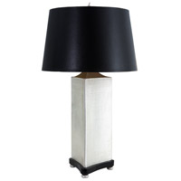 Frederick Cooper by Wildwood Lamps Uptown Nickel Table Lamp in Satin Nickle Finish 65230-2