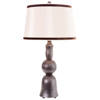 Wildwood Lamps Mulholland Drive II Table Lamp in Bronze 65242