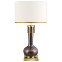 Wildwood Lamps Copper Eden Table Lamp in Antique Copper 65252