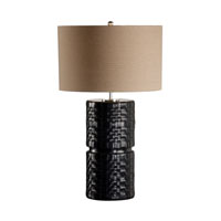 Frederick Cooper by Wildwood Lamps 1 Light Woven Leather Lamp 65349