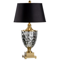 Wildwood 65481 Frances Mayes 33 inch 100 watt Table Lamp Portable Light