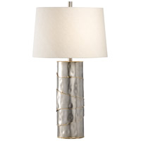 Wildwood 65566 Frederick Cooper 31 inch 100 watt Pewter/Antique Table Lamp Portable Light, Frederick Cooper