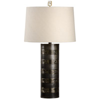 Wildwood 65567 Frederick Cooper 31 inch 100 watt Bronze Table Lamp Portable Light, Frederick Cooper