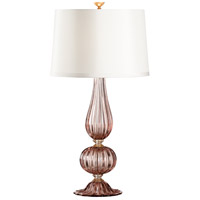 Wildwood 65639 Frederick Cooper 35 inch 100 watt Rose/Gold Table Lamp Portable Light, Frederick Cooper