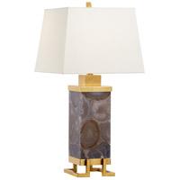 Wildwood 65647 Frederick Cooper 32 inch 100 watt Taupe/Gray Table Lamp Portable Light Frederick Cooper