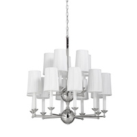 Wildwood White Matthew Frederick International Chandeliers