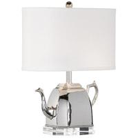 Wildwood 66842 Raymond Waite Design 18 inch 40 watt Table Lamp Portable Light