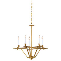 Wildwood Lamps WM 5 Light Chandelier 67058