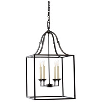 Wildwood Lamps 4 Light Winston Pendant 67062
