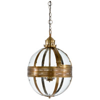 Wildwood Lamps 3 Light Riley Pendant 67064
