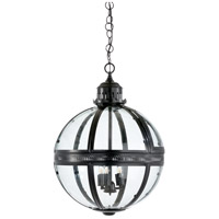 Wildwood Lamps 3 Light Sawyer Pendant 67065