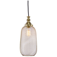 WM 1 Light 7 inch Pendant Ceiling Light