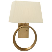 Ring 1 Light 12 inch Iron Wall Sconce Wall Light