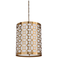 Octavia 3 Light 18 inch Dark Tarnish Pendant Ceiling Light