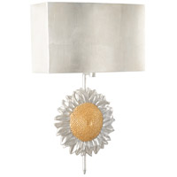 Sunflower 1 Light 14 inch Metal Wall Sconce Wall Light