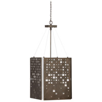 City Lights 4 Light 18 inch Bronze Pendant Ceiling Light