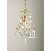 CM 1 Light 10 inch Chandelier Ceiling Light