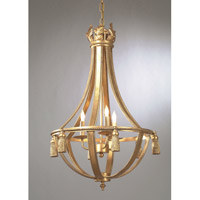 CM 3 Light 17 inch Chandelier Ceiling Light