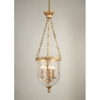 Chelsea House by Wildwood Lamps CM 3 Light Pendant 68029