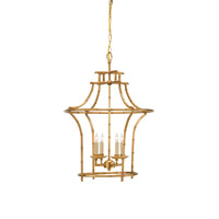 CM 4 Light 20 inch Chandelier Ceiling Light