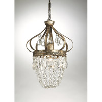 CM 1 Light 11 inch Pendant Ceiling Light