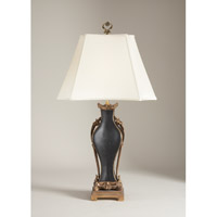 CM 30 inch 150 watt Antique Black Table Lamp Portable Light
