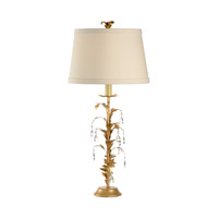 Chelsea House by Wildwood Lamps CM 1 Light Table Lamp 68106-2