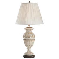 Wildwood 68248 Chelsea House 34 inch 150 watt Antique White Table Lamp Portable Light Chelsea House